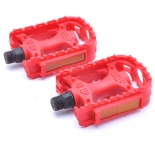 YYP-BPD-025 red pedal for 12-20 inch children bicycle
