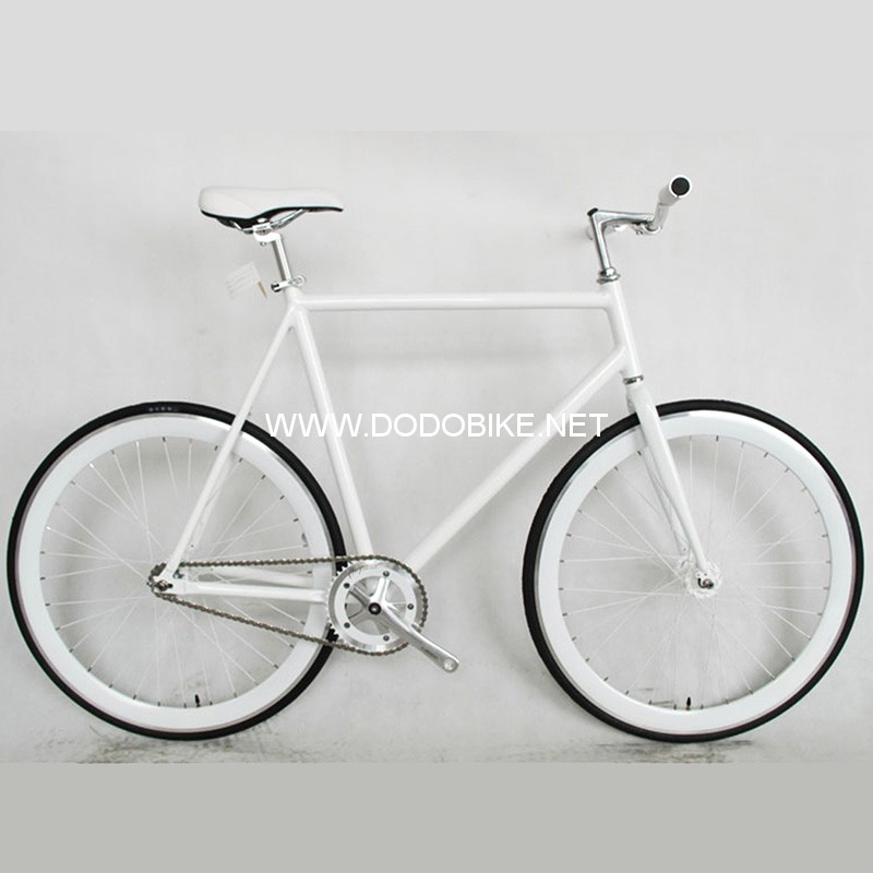 700C Customized Colors Flip-Flop Hub Single Speed Fixed Gear Bike
